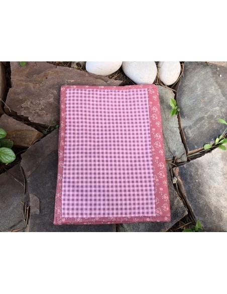 Kit funda de carpeta con telas de Veronique Requena