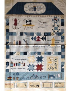 Panel patchwork American Country Collection de Masako De Lecien