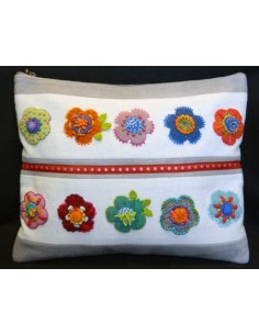 Kit bolso Summer Blooms Sue Spargo