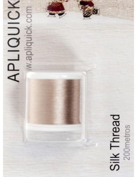 Hilo de seda ideal aplicaciones apliquick