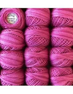 Hilo Valdani 3-Strand Cotton Floss O522 Frambuesa