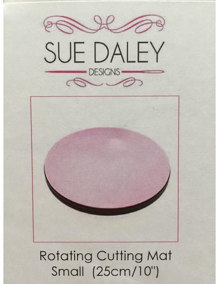 Base de corte rotatoria redonda de Sue Daley 25 cm