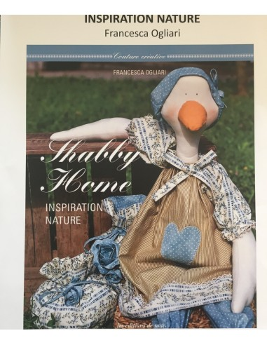 Libro Inspiration Nature Francesca shabby Home