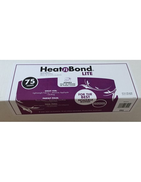 Papel termo adhesivo doble cara Heat Bond