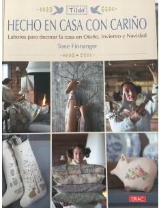 Libro Tilda Hecho en Casa con Cariño