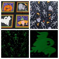 Este año pasaremos #halloween en casa y por lo tanto haremos #mantelesindividuales o #cojinesdecorativos o #bolsashalloween con estas telas que BRILLAN EN LA OSCURIDAD. Son preciosas y divertidas. Ya a la venta en www.thewoolcollection.com   #patchwork #cojinesbonitos #telashalloween #glowsinthedark #glowsinthedarkfabric #esqueletos #brujas #fantasmas #frankestein #costura #otoño #costuracreativa #quilthalloween #halloweenquilt #handmade #bolsasdetela #panelestela #panelesdecorativos #stitch #acolchadolibre